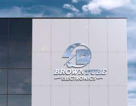 """#32 for Create a logo for a company called """"BrownTube Electronics"""" by motiur296078"""