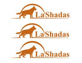 #216 for Design a Logo for Lashadas by sinzcreation