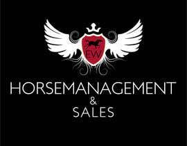#46 untuk Design eines Logos for a horse selling company -- 2 oleh paullmihalache