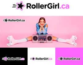 #165 para Refresh the RollerGirl.ca branding (new logo, colours & fonts for our roller skate shop) por GraphicDesi6n