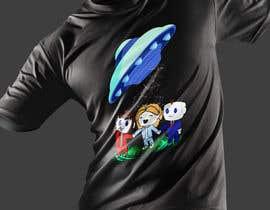 mahadihasan44 tarafından Looking for a T-shirt design using company mascots için no 117