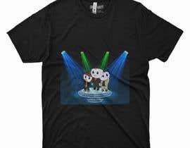 hossainrazib0811 tarafından Looking for a T-shirt design using company mascots için no 127