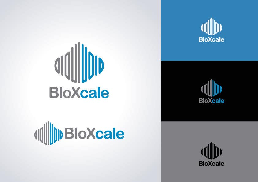 Konkurrenceindlæg #182 for Design a Logo for Bloxcale