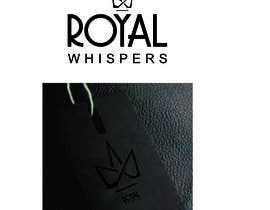 #225 cho Royal Whispers - design a label bởi marinalherrera