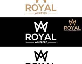 Nro 213 kilpailuun Royal Whispers - design a label käyttäjältä alifakh05