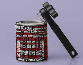 #43 untuk Need a tin can sticker in three colours versions oleh Annydesign