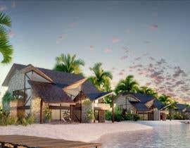 Nro 16 kilpailuun Architect for chalet resort käyttäjältä misalpingua03