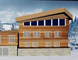 Nro 10 kilpailuun Architect for chalet resort käyttäjältä TheresaSuen