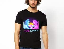 #114 cho Create a cool psychedelic band t-shirt bởi xetus
