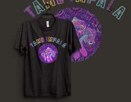 #40 cho Create a cool psychedelic band t-shirt bởi bashirahmed90