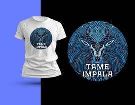 #68 cho Create a cool psychedelic band t-shirt bởi mirasiqur000