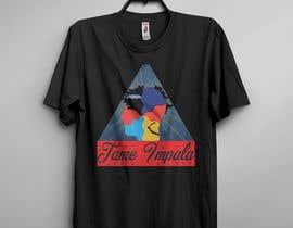 #35 cho Create a cool psychedelic band t-shirt bởi sashawon12