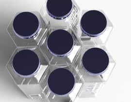 #120 for Plastic Bottle design: by designindustria