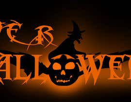 #35 for design halloween logo af rahulroy267