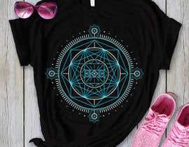 #17 for Sacred Geometry T-Shirt af shatabdi3626