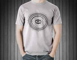 #34 for Sacred Geometry T-Shirt af bairagythomas