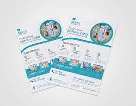 nº 19 pour diseño flyer clínica dental par asma4ft