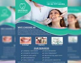 nº 78 pour diseño flyer clínica dental par mamundft