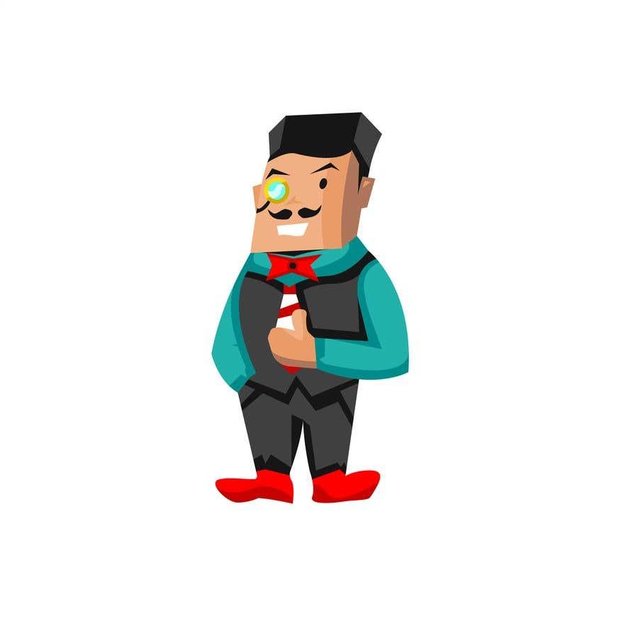 Penyertaan Peraduan #                                        56                                      untuk                                         Cartoon Mascot Contest