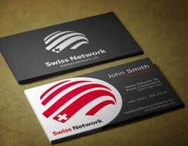 #71 para Business card 2-sided por wanderertaras