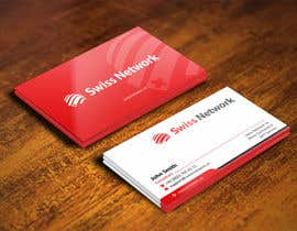 #39 para Business card 2-sided por ezesol