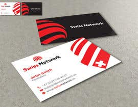 #9 para Business card 2-sided por sashadesigns