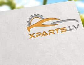 Nro 329 kilpailuun Logo for car parts store käyttäjältä mozibulhoque666