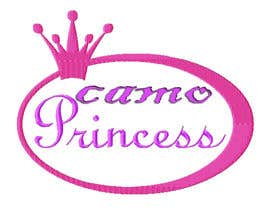 #19 for Design A Logo For Camo Princess af sayootech
