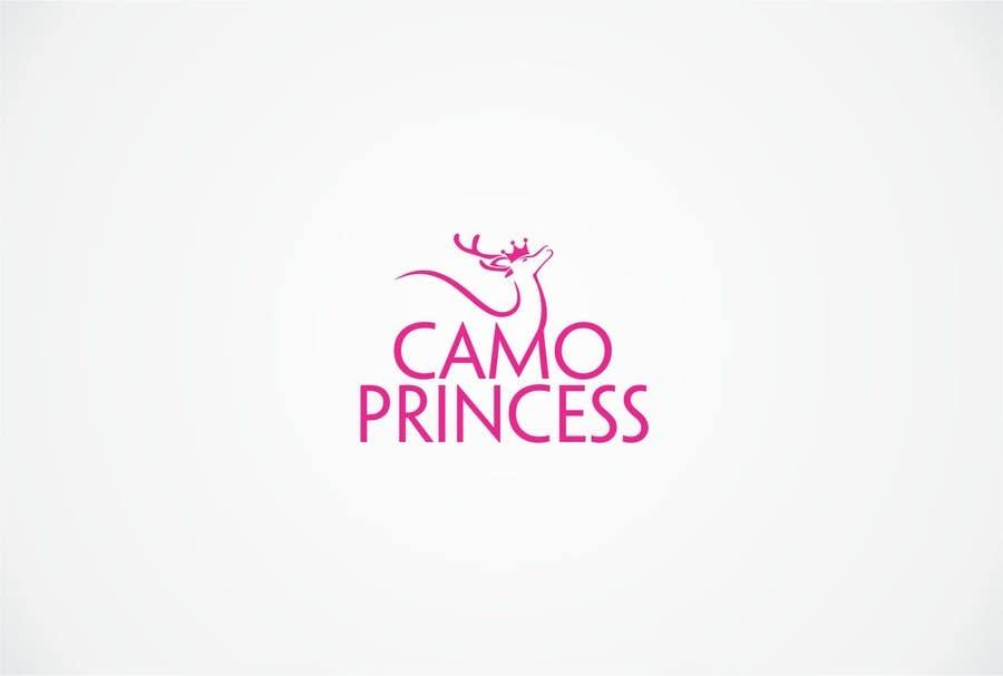 Bài tham dự cuộc thi #9 cho Design A Logo For Camo Princess