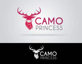 nº 22 pour Design A Logo For Camo Princess par divyaparantap
