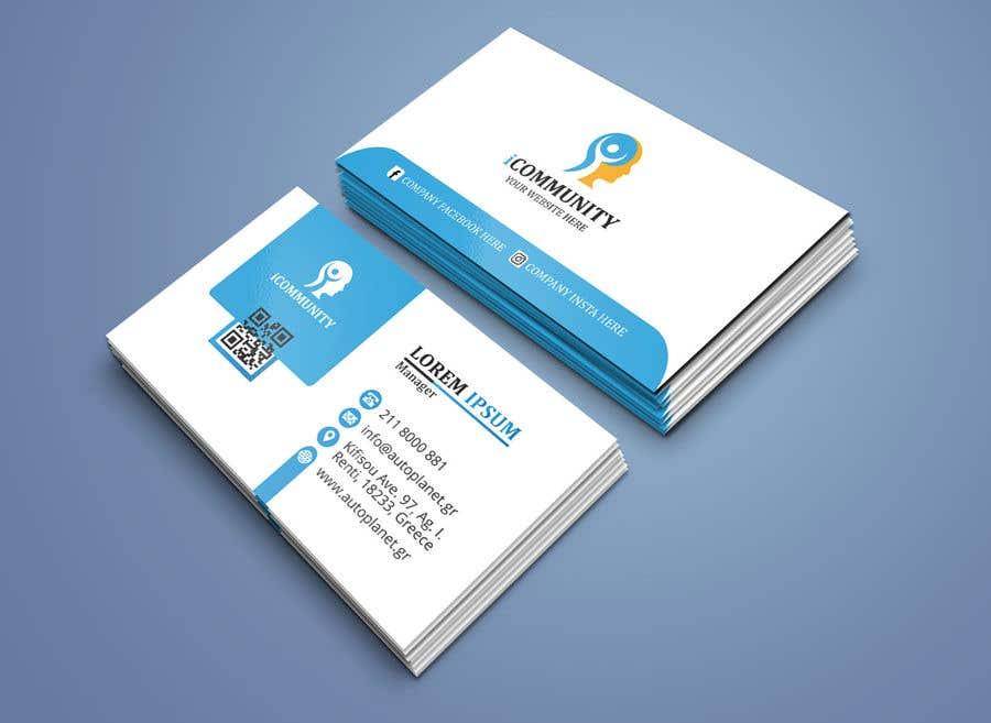 Bài tham dự cuộc thi #                                        268                                      cho                                         Business Branding - Logo & Business Card Design