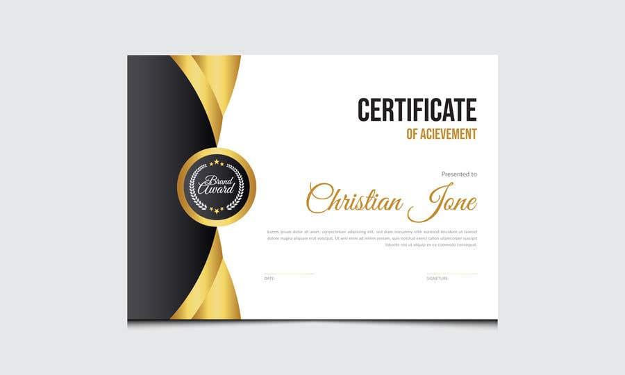 Konkurrenceindlæg #                                        38                                      for                                         Design 2 Certificates & 1 Marksheet format (for both Digital Certification & Hard Copy)