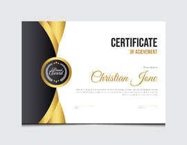 #38 for Design 2 Certificates & 1 Marksheet format (for both Digital Certification & Hard Copy) af tajkhan825