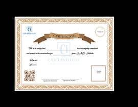 #1 for Design 2 Certificates & 1 Marksheet format (for both Digital Certification & Hard Copy) af srialokbiswas