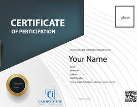 #45 for Design 2 Certificates & 1 Marksheet format (for both Digital Certification & Hard Copy) af hossainahmadjp