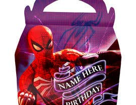 #5 for Design a Party Box - This is an Audition! Best designs will get lots of work. by harmeetgraphix