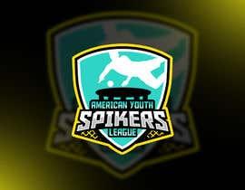 #83 for k-12 league Spikeball league logo by anwarbd25