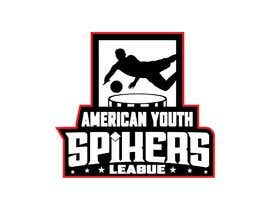 #92 for k-12 league Spikeball league logo by FardoushiAkther