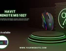 Nro 19 kilpailuun Design a Product Template for ecommerce website käyttäjältä abdullrhmankhal5
