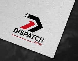 #324 for Logo Design Dispatch Now af sabuzcomputer198