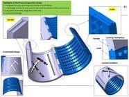 3D Modelling Kilpailutyö #19 kilpailuun CAD gauntlet re-design