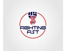 Nro 244 kilpailuun Fighting Fist Logo with DNA käyttäjältä anupghos