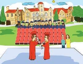 #14 untuk Twins Graduation Scene oleh Plurinx