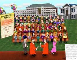#21 untuk Twins Graduation Scene oleh hitesify7