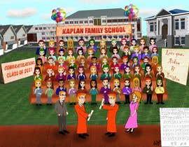 #22 untuk Twins Graduation Scene oleh hitesify7