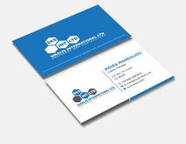 ahsanhabib5477님에 의한 Create new business card을(를) 위한 #1187