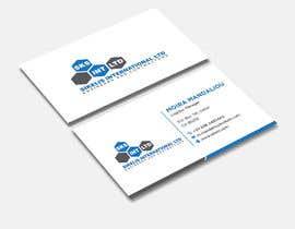 ahsanhabib5477님에 의한 Create new business card을(를) 위한 #1189