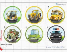 #15 untuk Car Sticker oleh jithu789