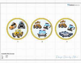 #19 untuk Car Sticker oleh jithu789