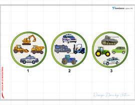 #25 untuk Car Sticker oleh jithu789